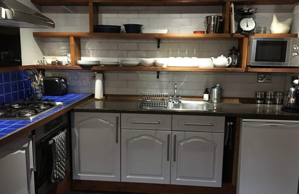 New kitchen Granary